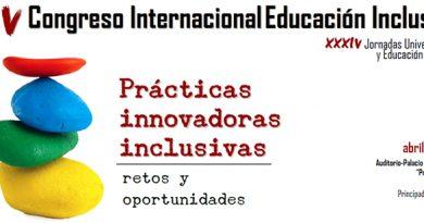 Educació inclusiva congrés Asturies