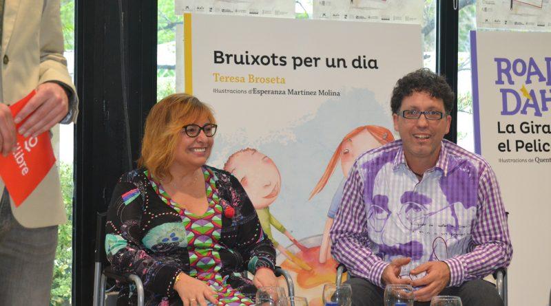 Gemma Pasqual i Carles Cortes