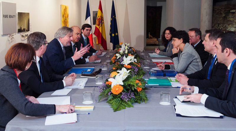 França i Espanya