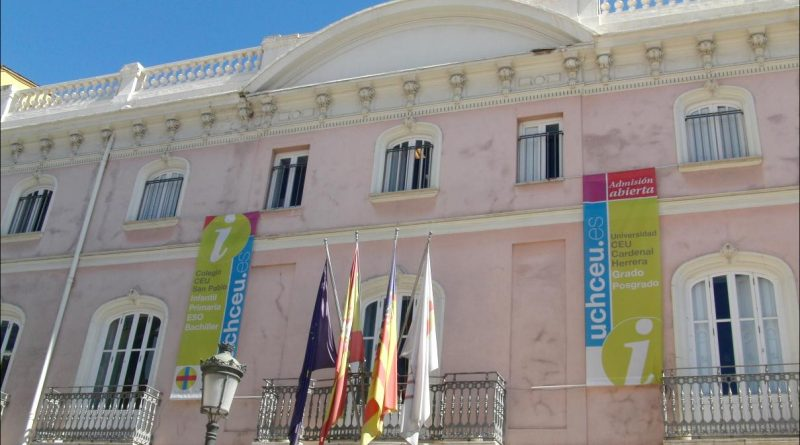 Palau de Colomina, València