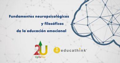 UpToYou en col·laboració amb Educathink donen a conéixer el seu gran projecte per a aquest pròxim any 2020