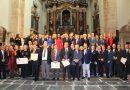 L'Acadèmia Internacional de Ciència, Tecnologia i Humanitats de València invist a 69 nous Acadèmics Corresponents i d'Honor a l'església San Miguel dels Reis